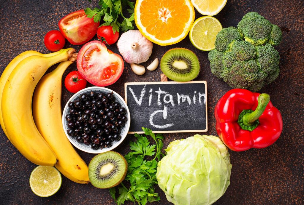 วิตามินซี (Vitamin C)