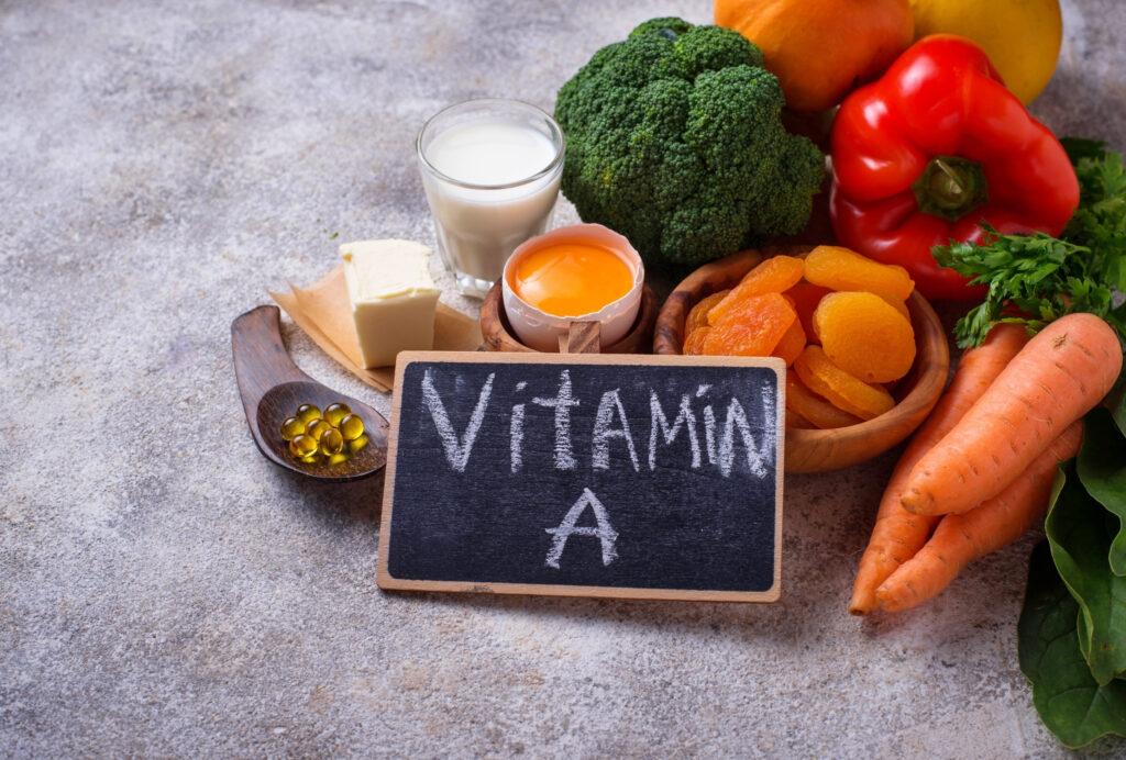 วิตามินเอ (Vitamin A)